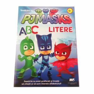 PJ Masks ABC-500x500